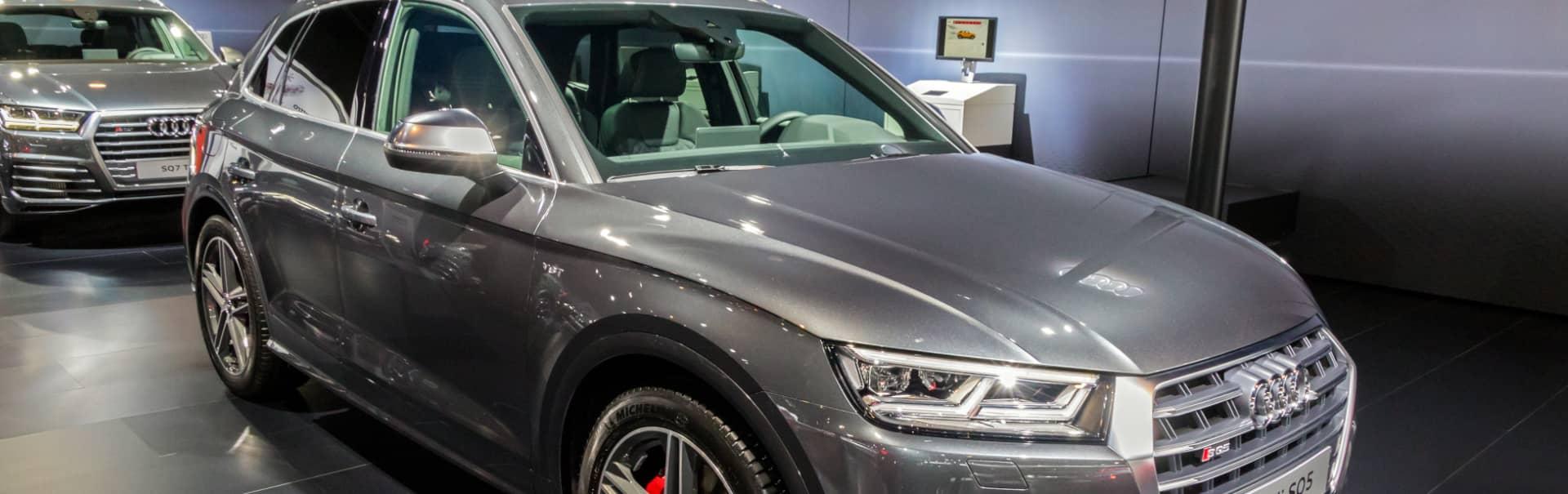 Hoher Schadensersatz bei Audi SQ5 erreicht