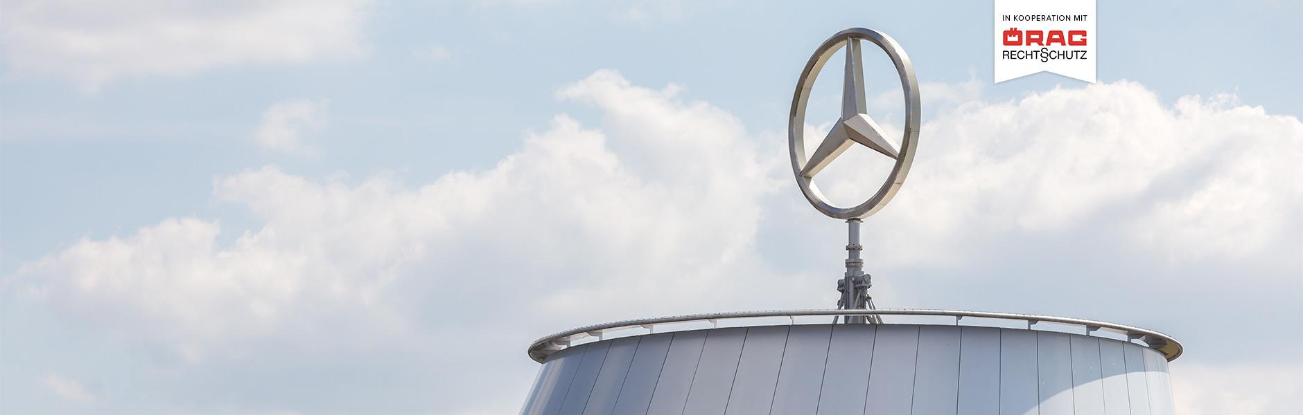 Musterfeststellungsklage Mercedes im Abgasskandal